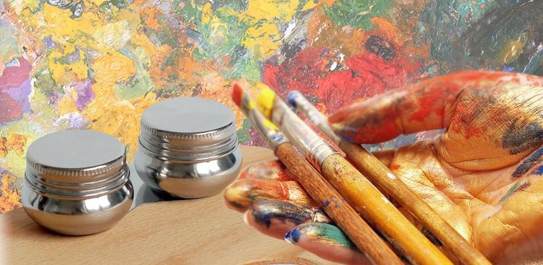 Какую выбрать масленку для масляных красок
