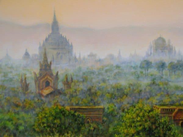 город Баган
