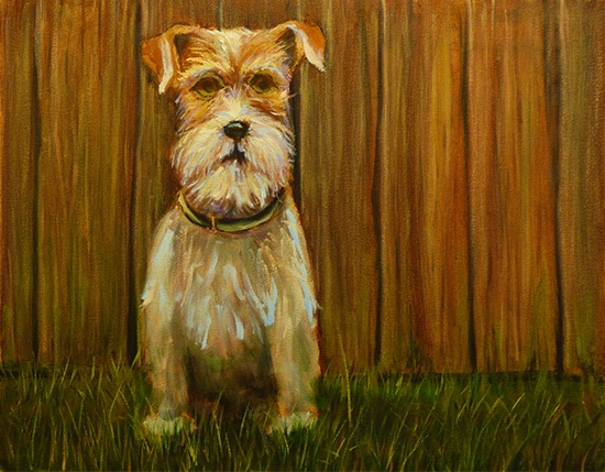 как рисовать собаку поэтапно